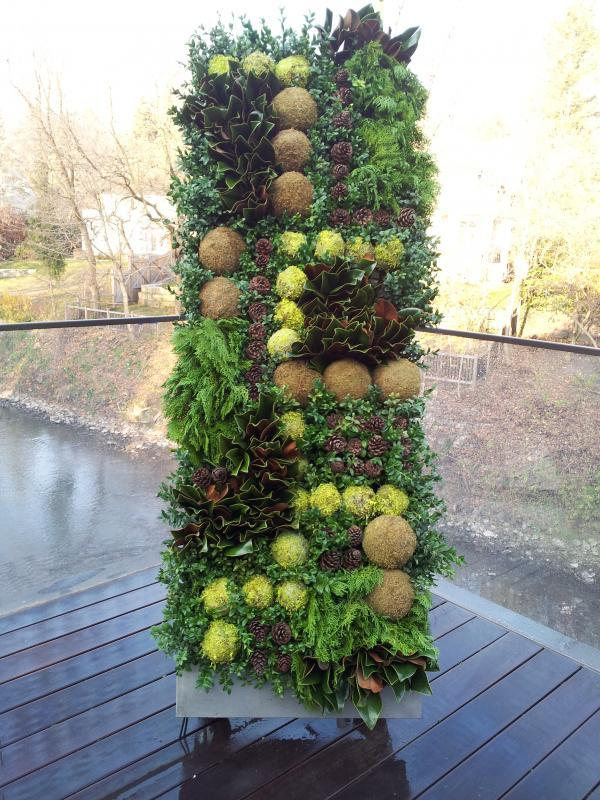2015 - Special Interest Maintenance - Residential or Commercial  - Geometric winter design 2012