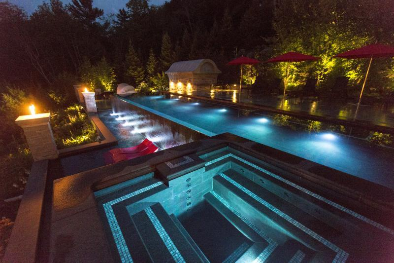 2015 - Landscape Lighting Design & Installation - Over $30,000 - 11 – Pool and Patio Overview
