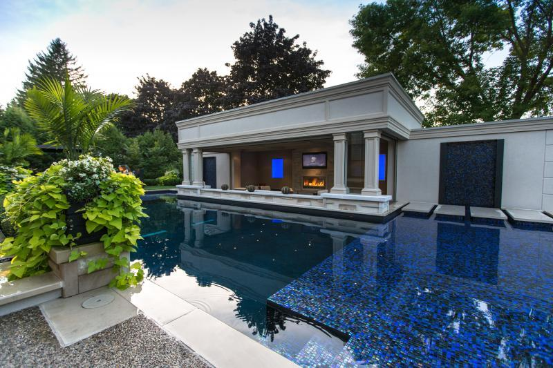 2015 - Residential Construction - $250,000 - $500,000 - Pool & Cabana
