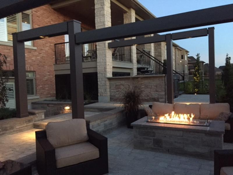 2015 - Residential Construction  - $100,000 - $250,000 - Fire Feature