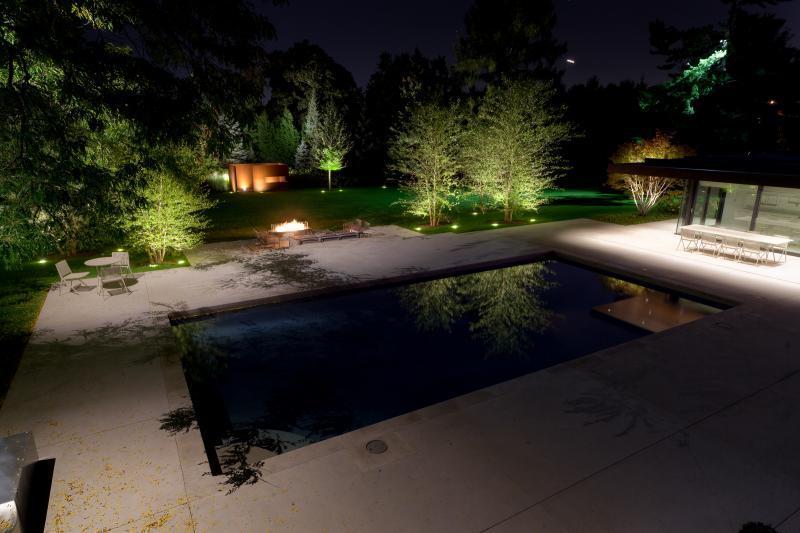 2015 - Landscape Lighting Design & Installation - Over $30,000 - Long View