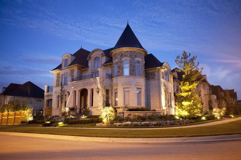 2015 - Landscape Lighting Design & Installation - $10,000 - $30,000