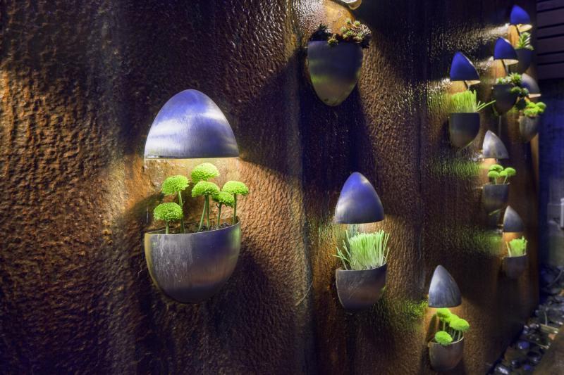 2016 - Landscape Lighting Design & Installation - Under $10,000 - Water feature 4