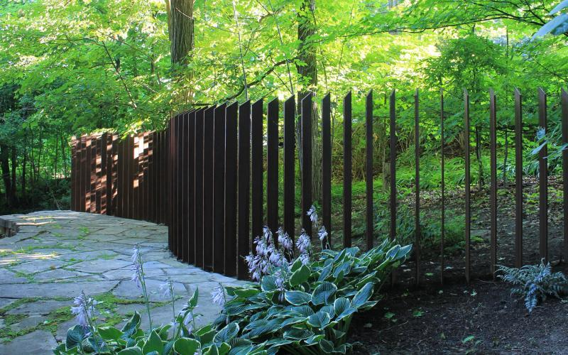 2016 - Special Interest Construction  - Steel Fence 1