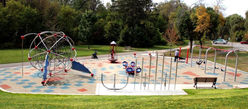 2017 - Special Interest Construction  - Birkdale Ravine Playground
