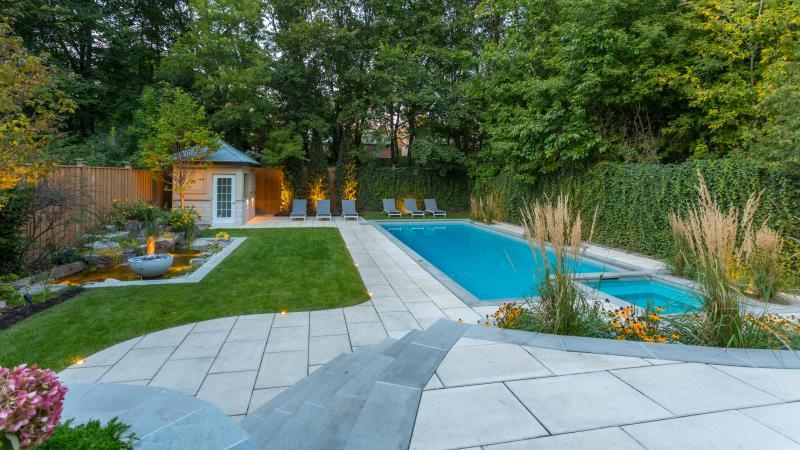 2017 - Residential Construction  - $100,000 - $250,000 - Toward pool and Ivy Fence