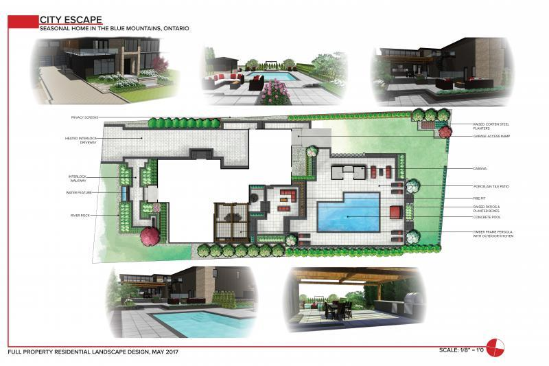 2017 - Private Residential Design - 5000 sq ft or more