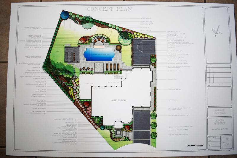 2017 - Private Residential Design - 5000 sq ft or more - Joseph Residence - Front of Board