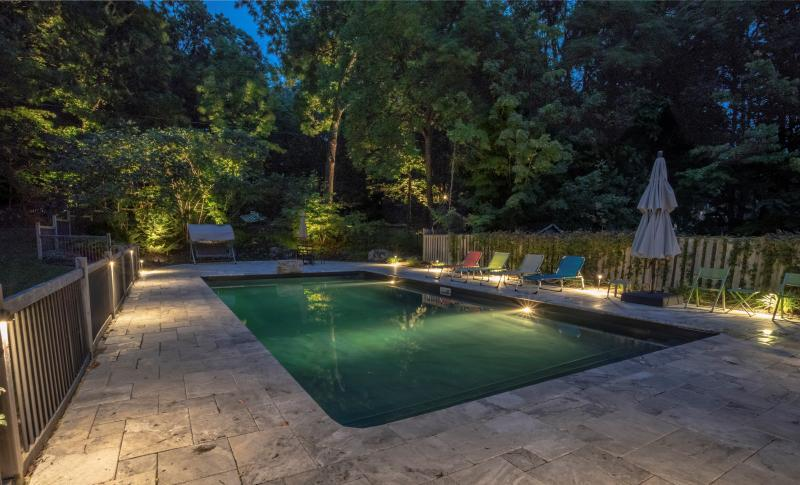 2018 - Landscape Lighting Design & Installation - Under $10,000