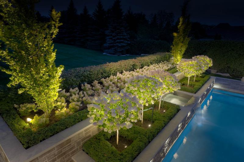 2019 - Landscape Lighting Design & Installation - Over $30,000