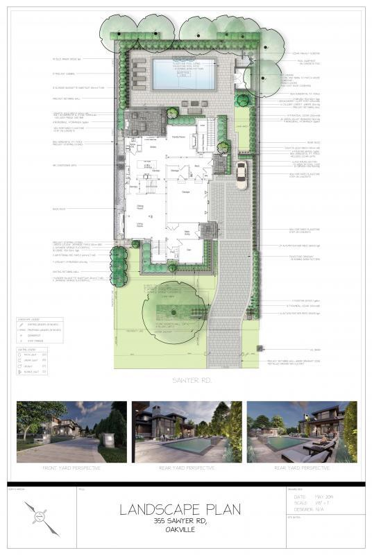 2019 - Private Residential Design - 5000 sq ft or more