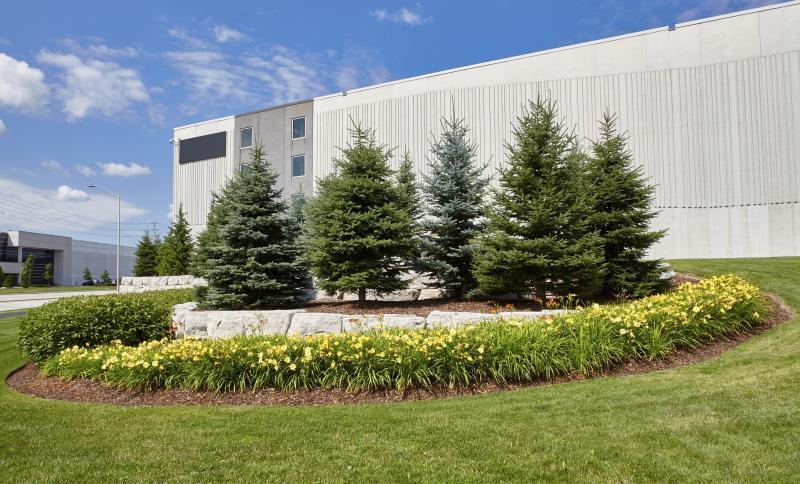 2019 - Corporate Building Maintenance -  Over 2 acres